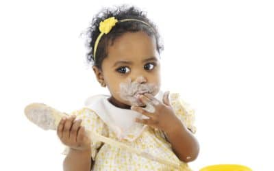 Mealtimes With Your Toddler – End The Battle