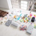 What's in my nappy bag