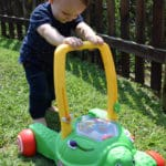 Little Tikes Push 'n Play Turtle Review