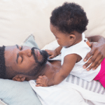 Dad -time makes for healthier kids