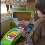 Mommy Blogger Hayley Malan Unboxes Prima Toys Little Tikes Tap-a-Tune Xylophone