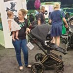 When strollers meet technology