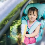 Car trips and your toddler