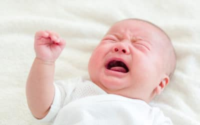 """Should you leave your baby to """"cry it out""""?"""