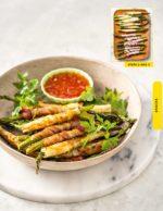 Asparagus Plays Dress Up