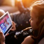 Screen time and your child