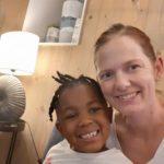 The heart of an adoptive mama